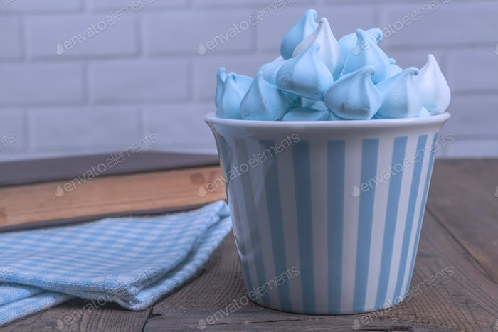 Sweets on Blue