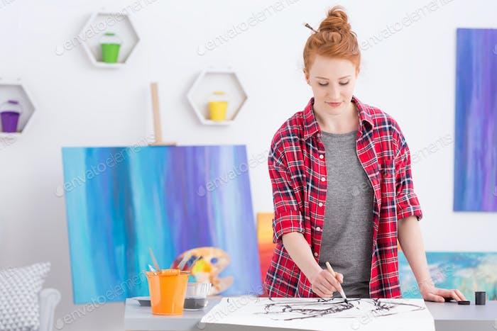 Ihre eigene Kunst kreieren