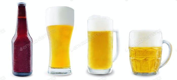 Light beer list