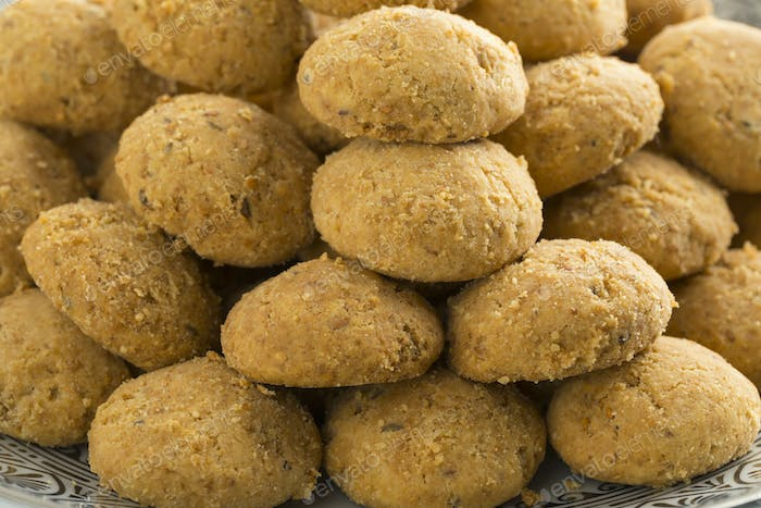 Traditional Moroccan cookies