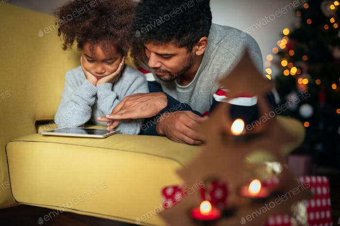 Learning with dad