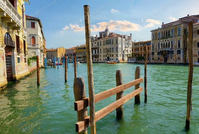 Romantic Venice Italy
