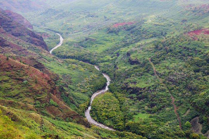 Thumbnail for Waimea canyon