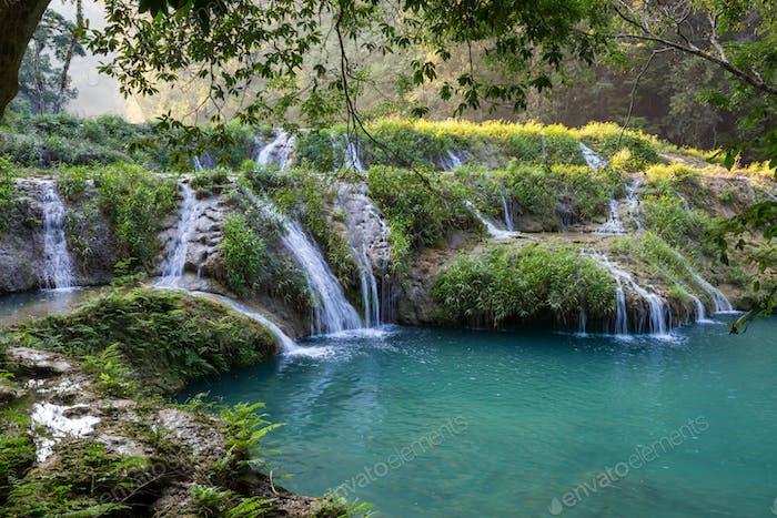 Pools in Guatemala