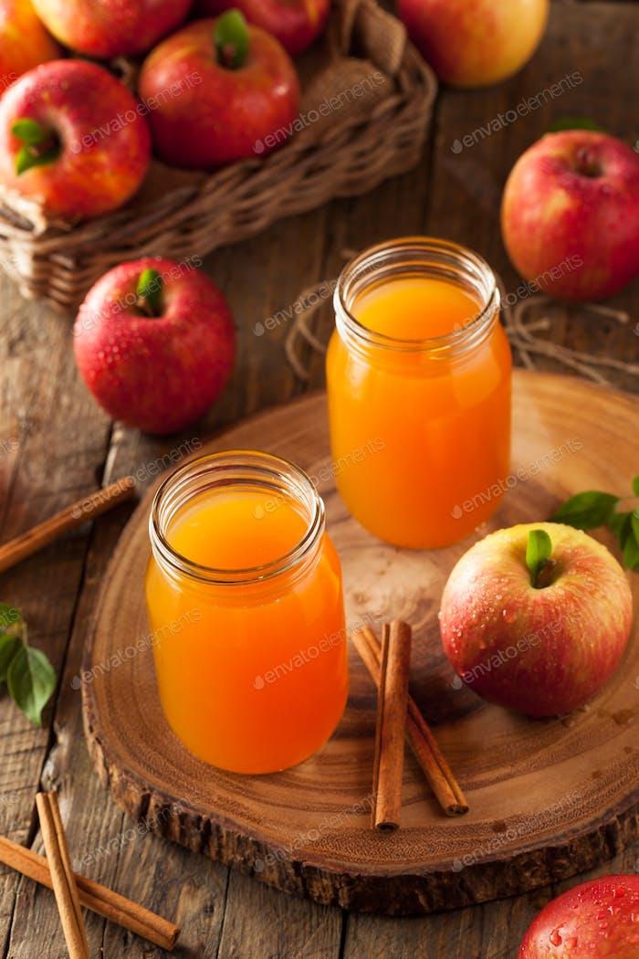 Bio Orange Apfelwein