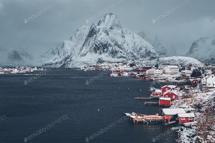 Reine fishing village, Norway