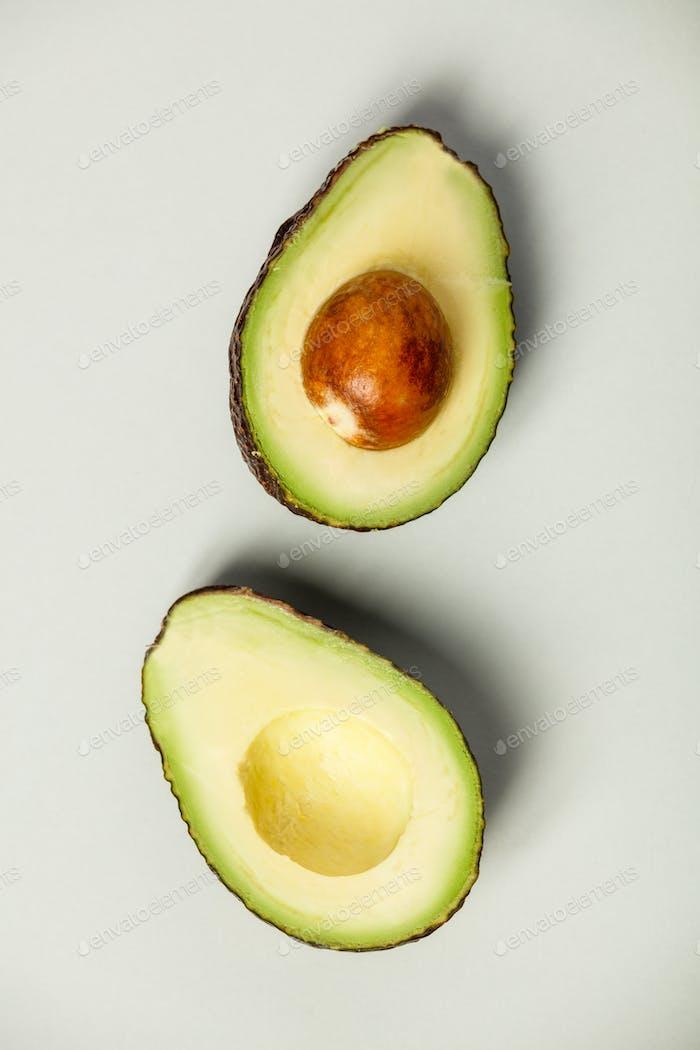 Avocado - vertikale Zusammensetzung