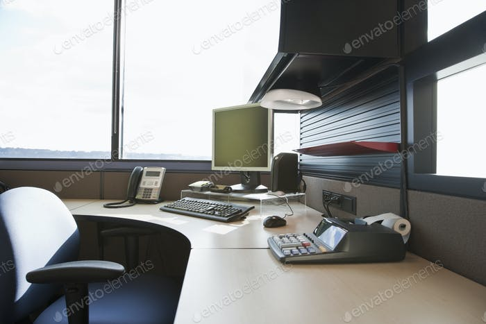 Office Work Station