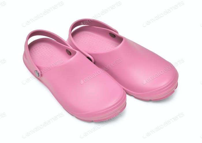 Clogs Pink
