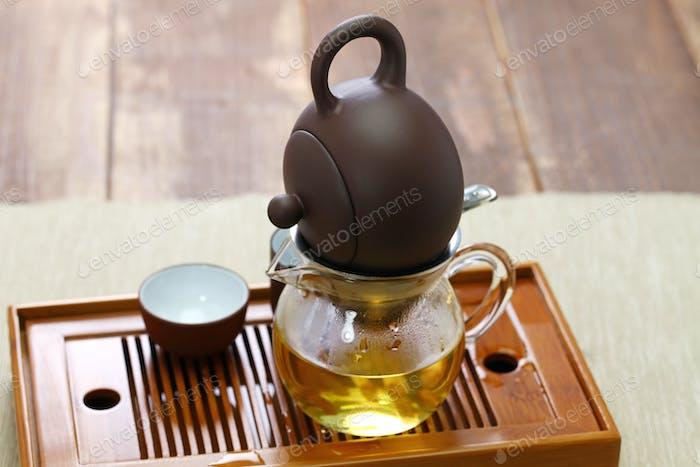 Taiwanese tea ceremony