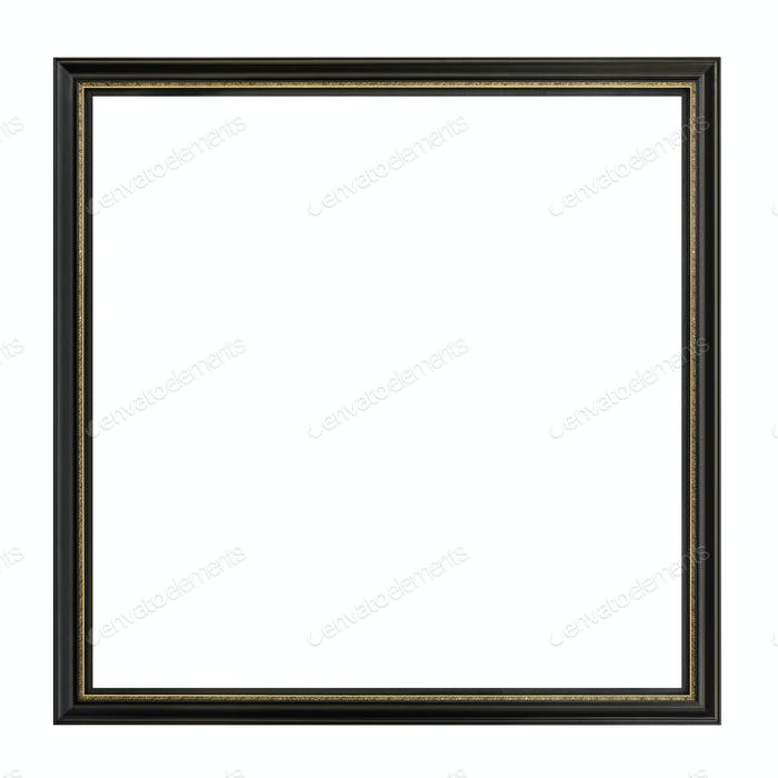 High Resolution Empty Frame Isolated on White Background photo by ...