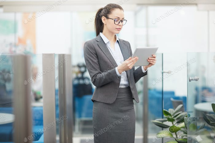 Young Female Leader