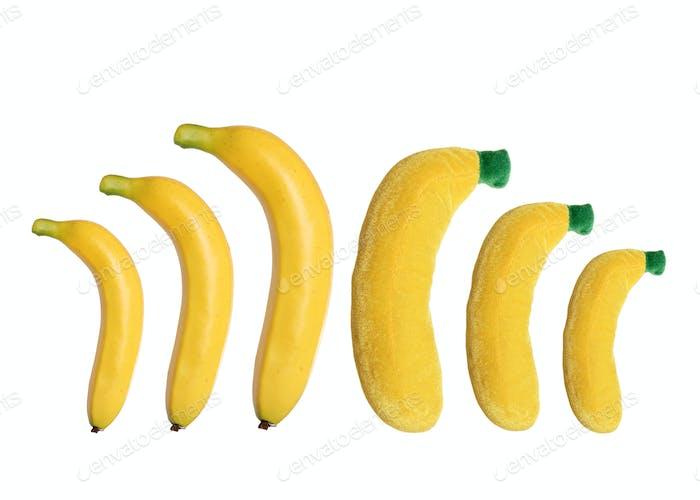 Spielzeug Banane