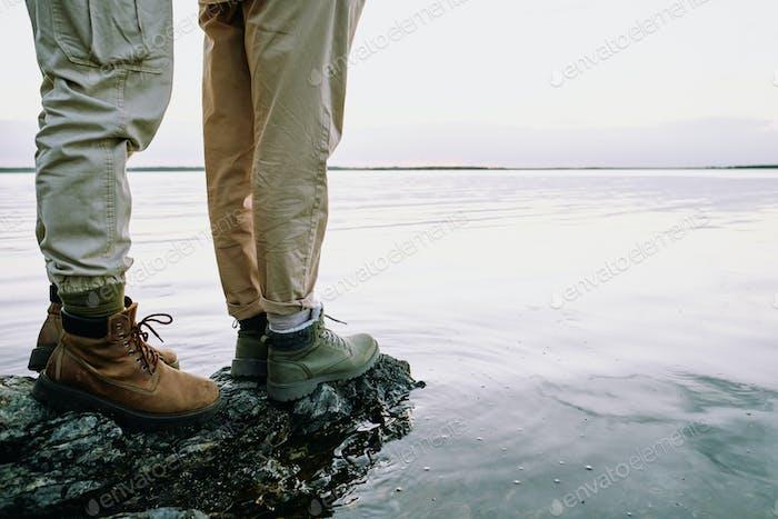 Caminata romántica