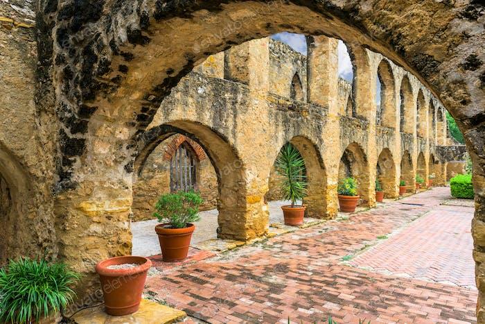 Mission in San Antonio