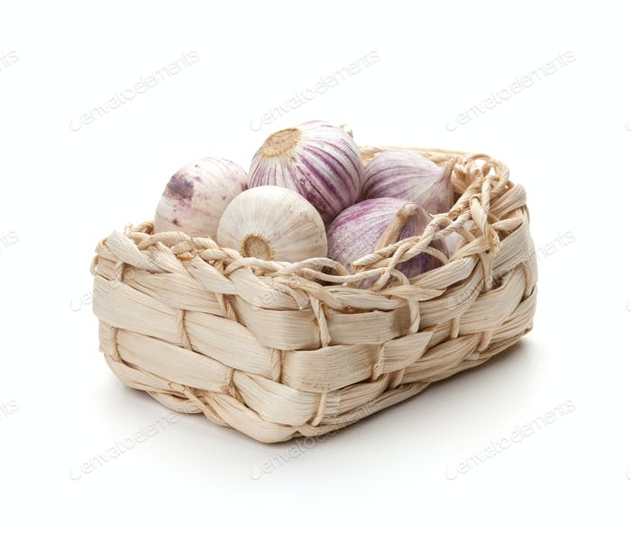 Pack of garlic