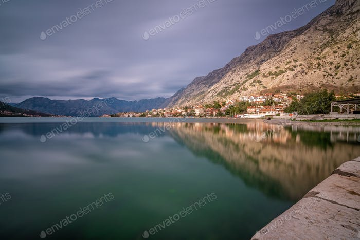 View the beautiful Kotor Bay