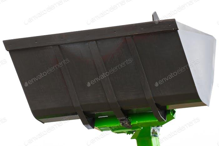 Schaufel von Baggern oder Planierraupen, Teile von Industriemaschinen