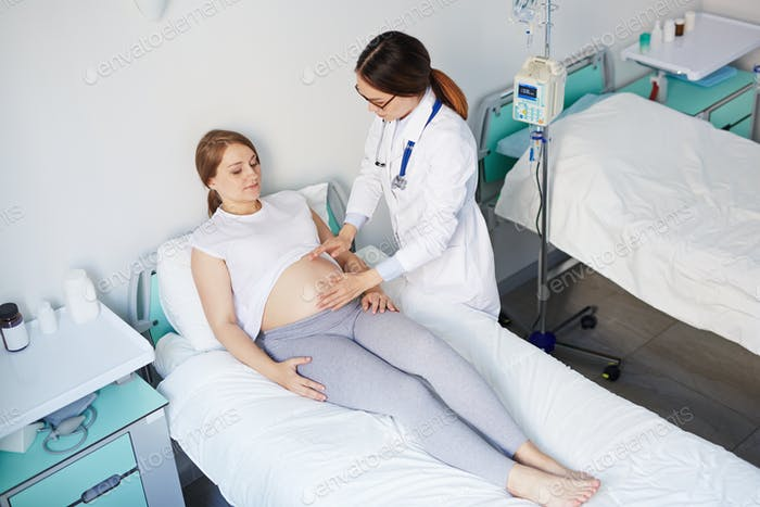 Visiting obstetrician