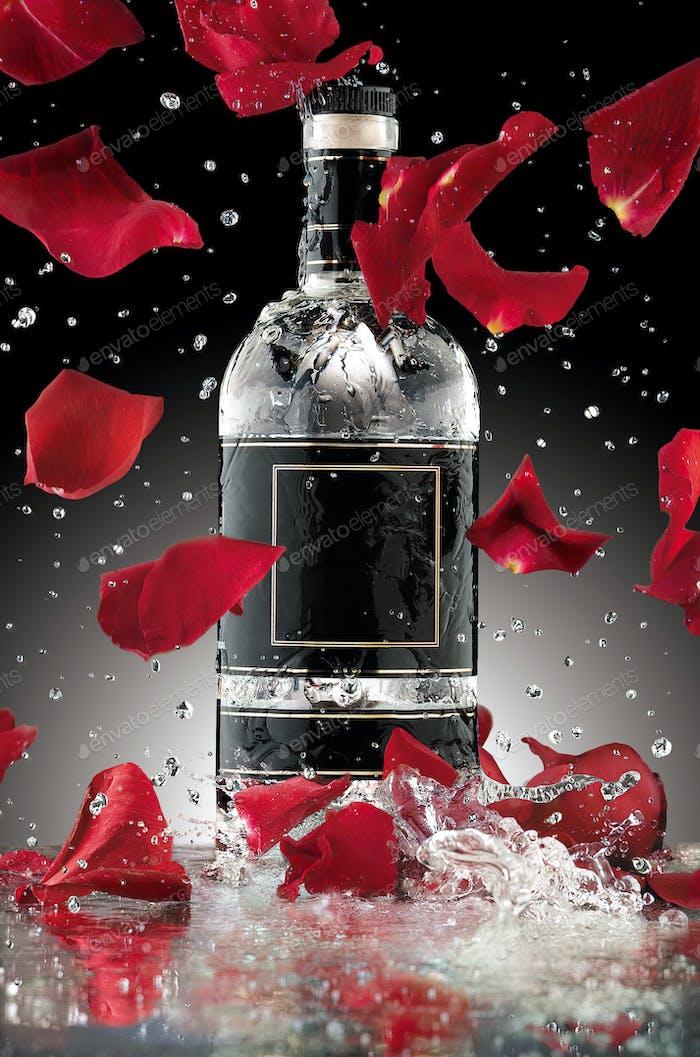 Eine Alkohol-Romantik.