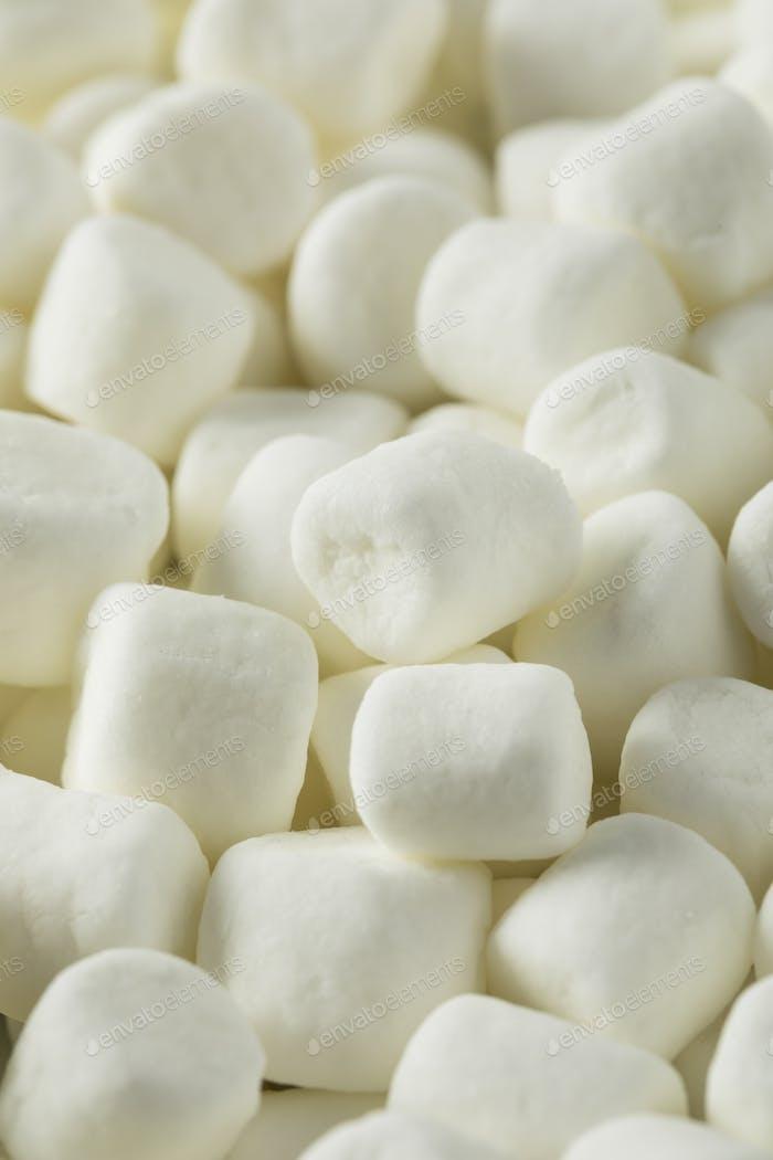 White Sweet Mini Marshmallows