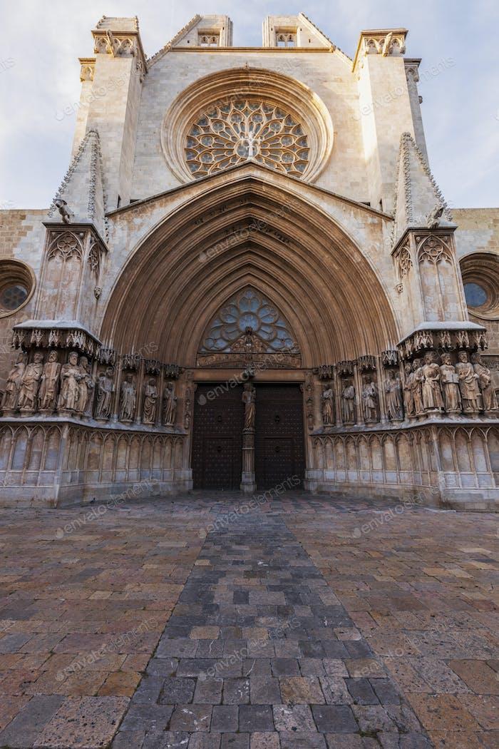 Tarragona Cathedral of Santa Maria