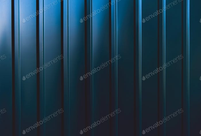 dark blue iron sheet background