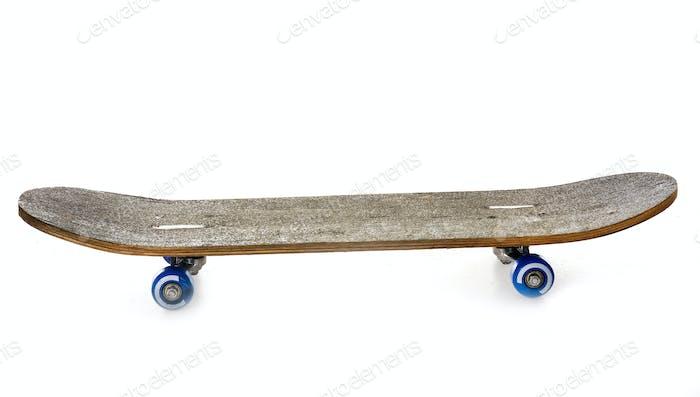 skate board in studio
