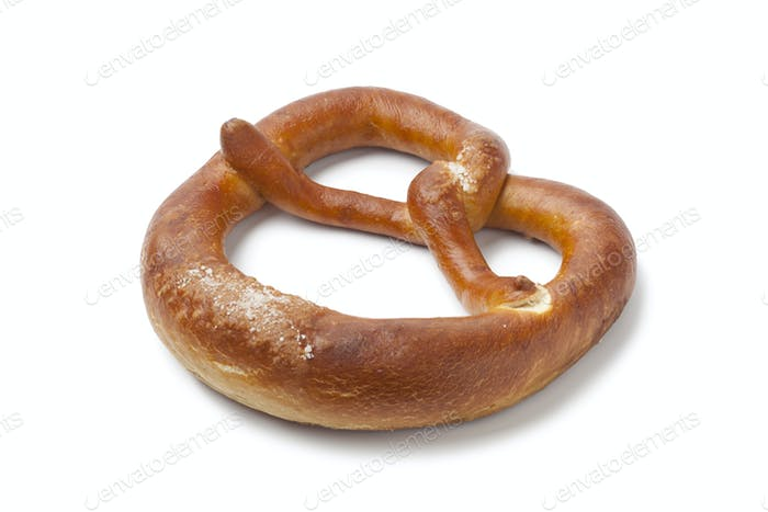 Fresh soft pretzel