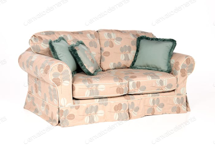 Indoor sofa pillow and cushions