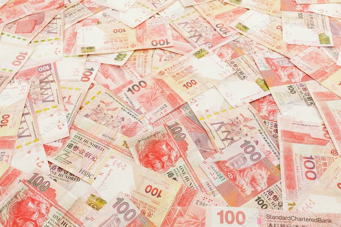 Hong Kong Dollar currency