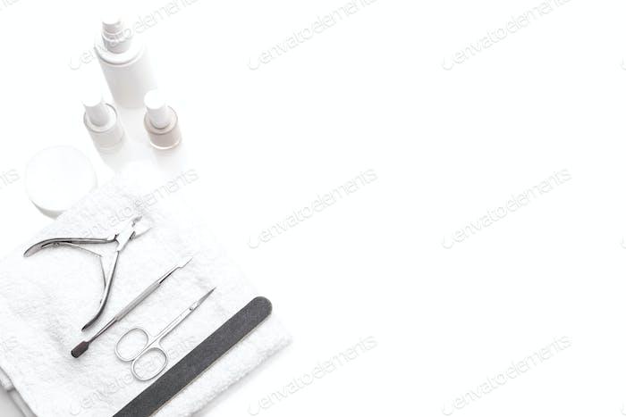Manicure items