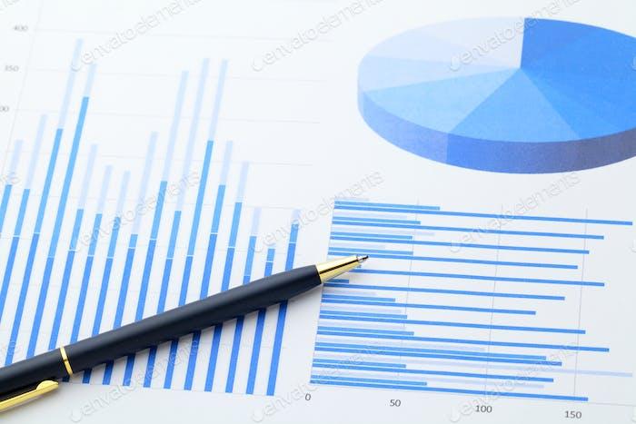 Investigación de datos y pluma