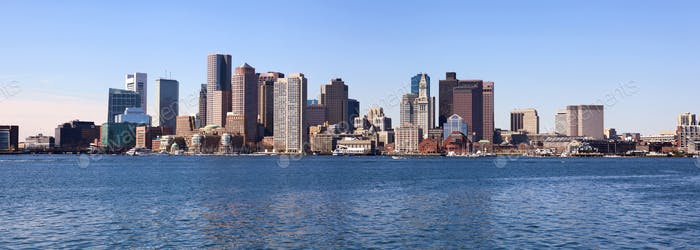 Skyline von Boston