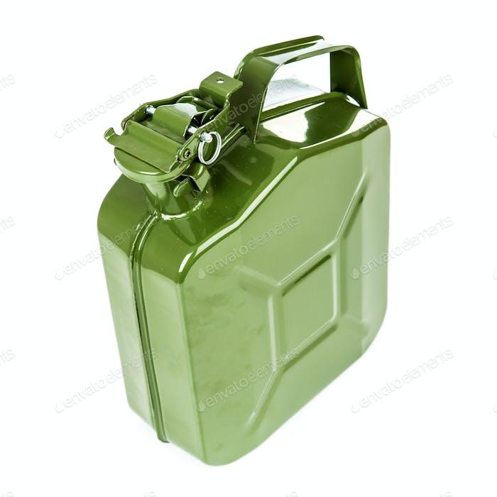 Jerrycan verde