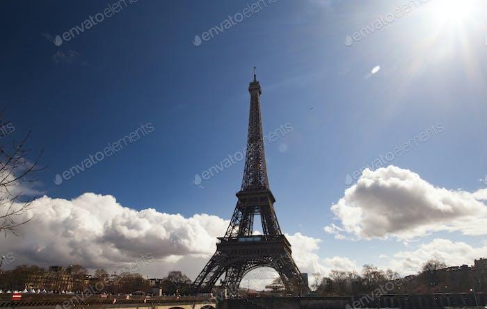 Eiffelturm, Paris - Die besten Reiseziele in Europa