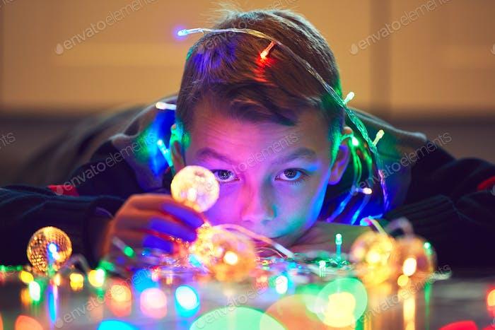 Weihnachtsüberraschung kommt