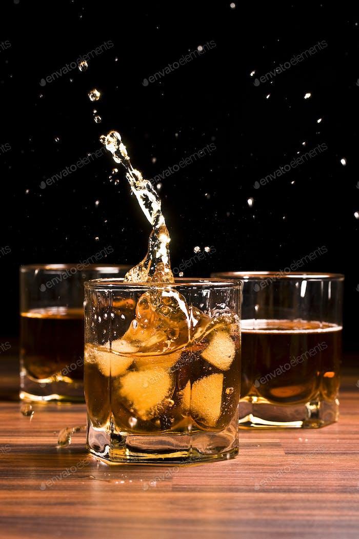 bebida enfriada