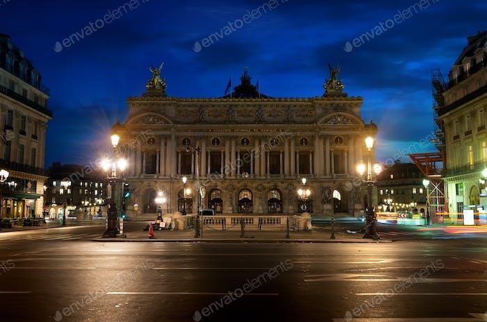 Oper de Paris