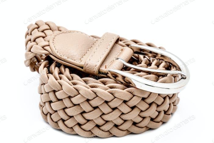 Grey women belts