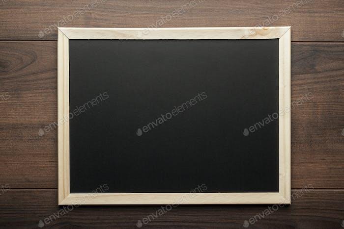 Clean Blackboard