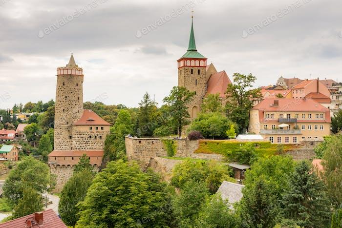 Stadtbild von Bautzen