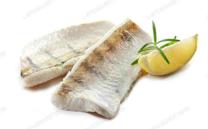 prepared fish fillets