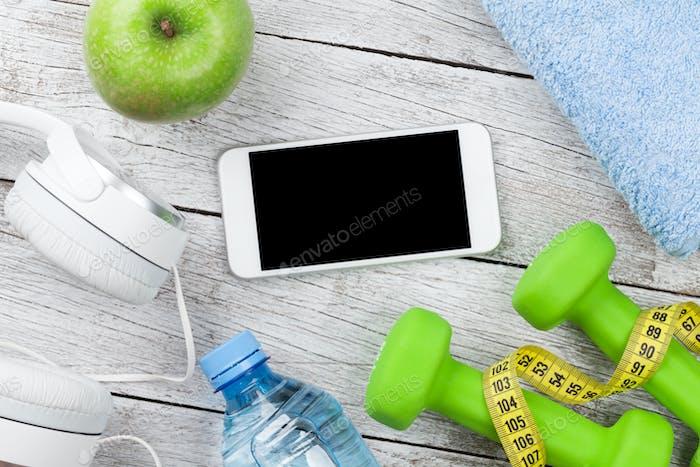 Concepto de fitness