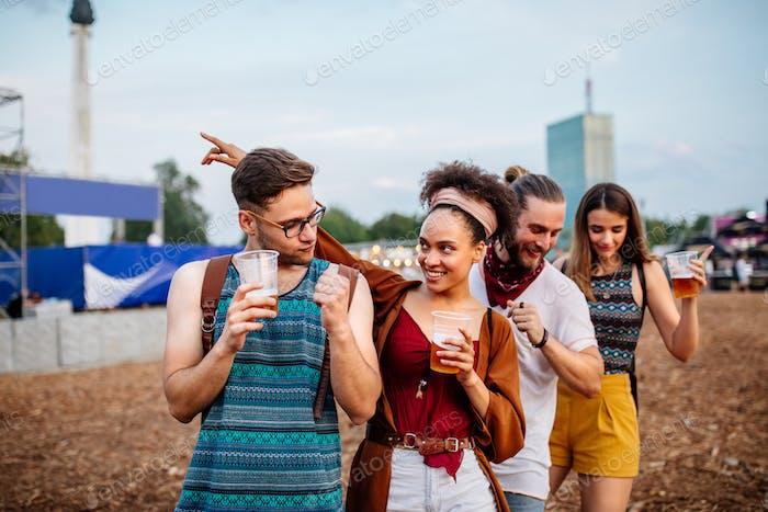 Festival mode on