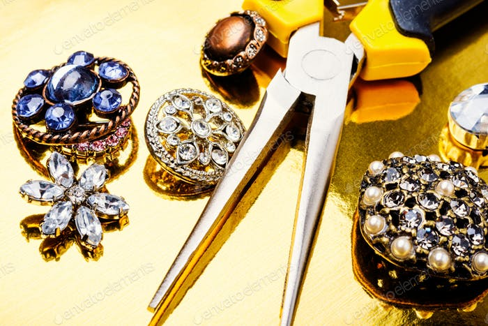 Thumbnail for Jewelry making tools and accessories