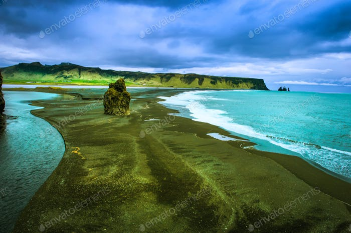 cape Vik in Iceland