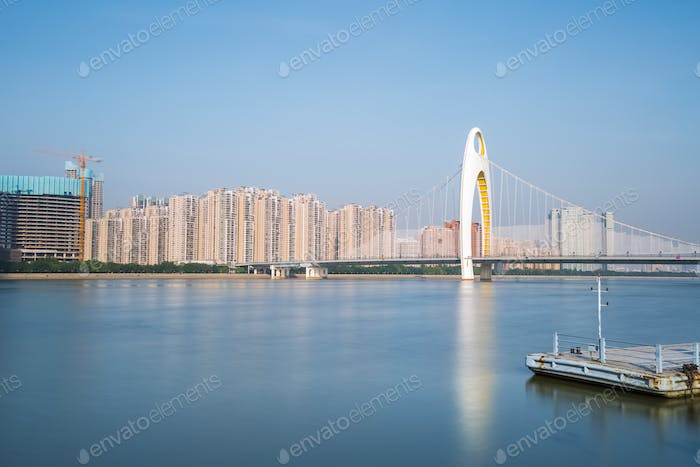the pearl river scenery