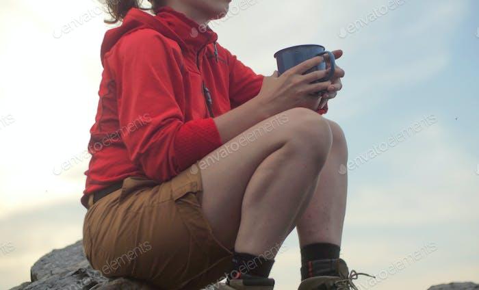 Hiker Peak Becher Rucksack