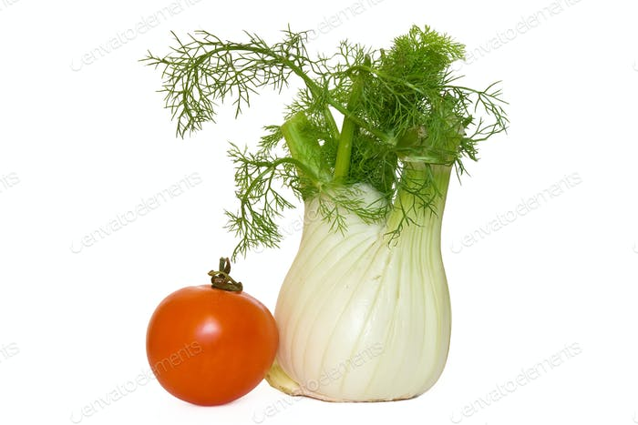 Tomato and fennel